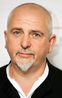 Peter Gabriel at the Music Industry Trusts Awards And Dinner 2004.