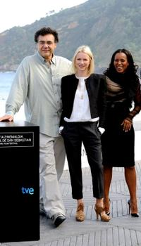 Rodrigo Garcia, Naomi Watts and Kerry Washington at the photocall for