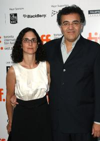Rodrigo Garcia and Guest at the screening of