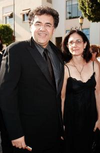 Rodrigo Garcia and Guest at the 2008 ALMA Awards.