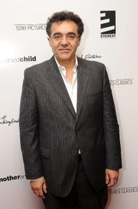 Rodrigo Garcia at the premiere of
