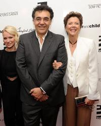 Naomi Watts, Rodrigo Garcia and Annette Bening at the premiere of