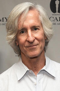Mick Garris at the Academy of Motion Picture Arts and Sciences' opening night of
