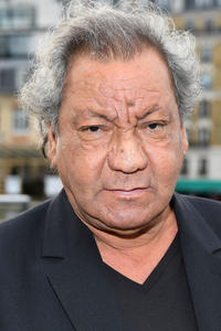 Tony Gatlif at the Paris premiere of