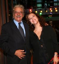 Giancarlo Giannini and Stefania Sandrelli at the premiere of