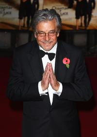 Giancarlo Giannini at the Royal world premiere of