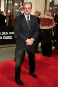 Giancarlo Giannini at the David di Donatello Movie Awards.