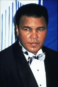 Undated file photo of Muhammad Ali.