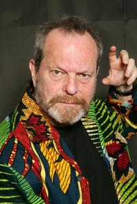 Terry Gilliam at the Bangkok International Film Festival.