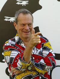 Terry Gilliam at the presentation of