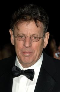 Philip Glass at the 18th Annual Palm Springs International Film Festival 2007 Gala Awards.