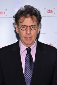 Philip Glass at the International Documentary Association's (IDA) 25th Annual Awards Ceremony.