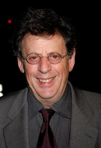 Philip Glass at the world premiere of