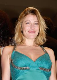 Valeria Bruni-Tedeschi at the 60th Cannes Film Festival premiere of