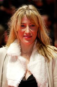 Valeria Bruni-Tedeschi at the 54th annual Berlinale International Film Festival screening of