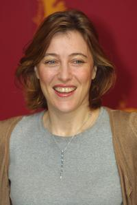 Valeria Bruni-Tedeschi at the Berlinale Film Festival.