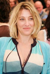 Valeria Bruni-Tedeschi at the 60th Cannes Film Festival for the photocall of