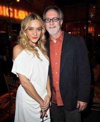 Chloe Sevigny and Gary Goetzman at the after party of the premiere of