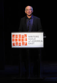 Gary David Goldberg at the 62nd Annual Writers Guild Awards in New York.