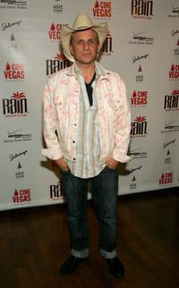 Bobcat Goldthwait at the opening night party for the CineVegas Film Festival.