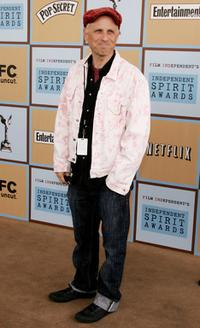 Bobcat Goldthwait at the Film Independent's 2006 Independent Spirit Awards.