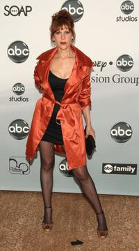 Ellen Greene at the 2007 ABC All Star Party.