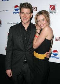 Bryan Greenberg and Hilarie Burton at the 2007 Annual Do Something Brick Awards.
