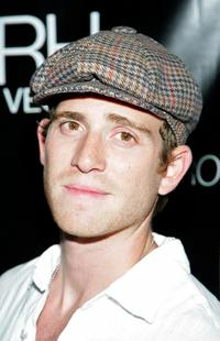 Bryan Greenberg at the concert by the band