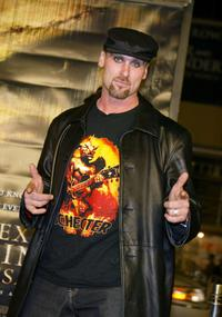 Andrew Bryniarski at the premiere of