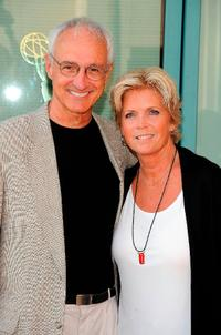 Michael Gross and Meredith Baxter at the Academy Of Television Arts & Sciences