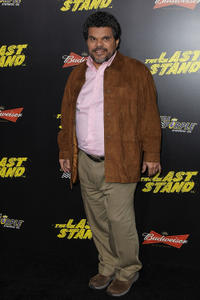 Luis Guzman at the California premiere of
