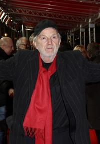 Michael Gwisdek at the premiere of