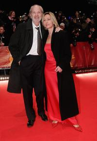 Michael Gwisdek and Gabriela Lehmann at the Opening Night of 56th Berlin International Film Festival (Berlinale).