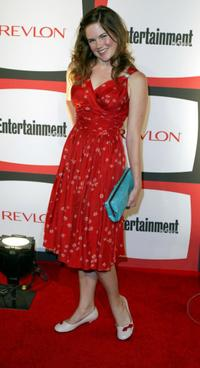 Jennifer Hall at the Entertainment Weekly 2nd Annual Emmy Party.