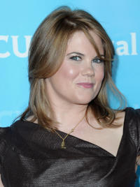 Jennifer Hall at the NBC Universal 2012 Winter TCA Tour All-Star party in California.