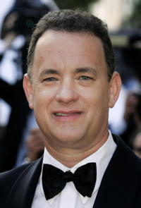 Tom Hanks at the 57th Cannes Film Festival in the Cannes, France.