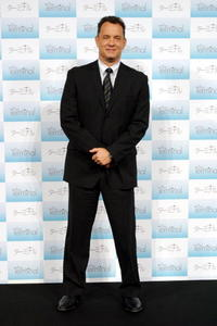 Tom Hanks at the 17th Tokyo International Film Festival in Tokyo, Japan.