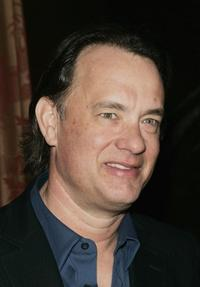 Tom Hanks at the Los Angeles premiere of