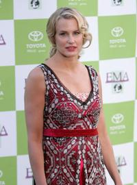 Daryl Hannah at the 14th Annual Environmental Media Awards.