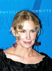 Daryl Hannah at the Art of Compassion Gala.