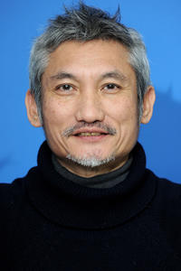 Tsui Hark at the Berlin Film Fest Photocall for