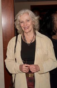 Betty Buckley at the opening night party of