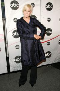 Laura Harris at the ABC Upfront presentation.