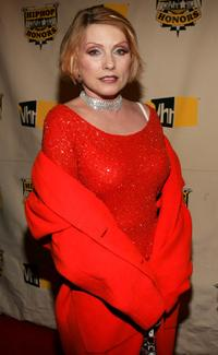 Deborah Harry at the VH1 Hip Hop Honors.
