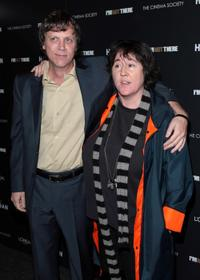 Todd Haynes and Christine Vachon at the screening of