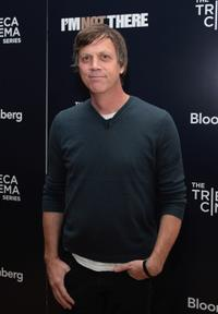 Todd Haynes at the special cocktail reception and panel discussion for