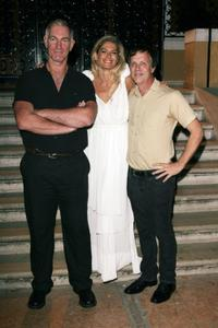 John Sayles, Angela Ismailos and Todd Haynes at the