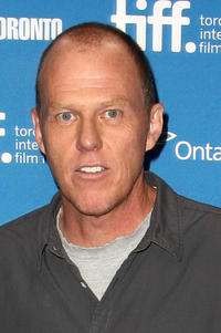 Brian Helgeland at the 'Legend' press conference at the 2015 Toronto International Film Festival.