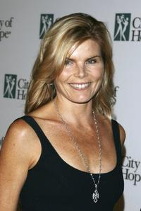 Mariel Hemingway at the City of Hope's Spirit of Life Award Gala.