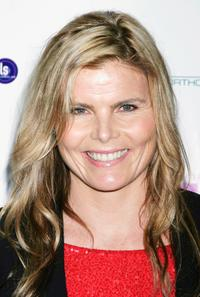 Mariel Hemingway at the Second Biennal What A Pair! Cabaret Extravaganza Benefit, The Revlon / UCLA Breast Center.